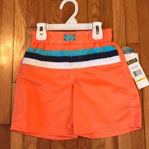 NWT Boys Swim Trunks Sizes 2T and 3T